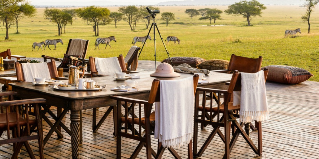 Singita: Safari Lodges